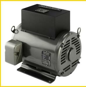 R 15 15 Hp 220 Vac Phase a matic Rotary Phase Converter