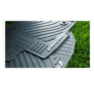 Fits Toyota Prius V All Weather Rubber Floor Mats Black 4 Piece Pt908 47120 20