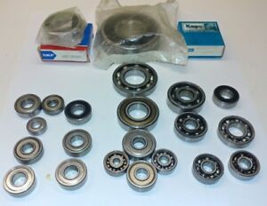 Assorted Bearings New Old Stock Lot Of 23