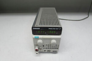 Kikusui Pmc18 2a Regulated Power Supply