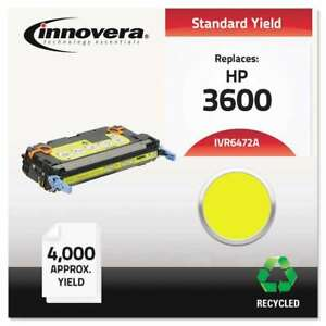 Innovera Remanufactured Q6472a 502a Toner Yellow 686024120506