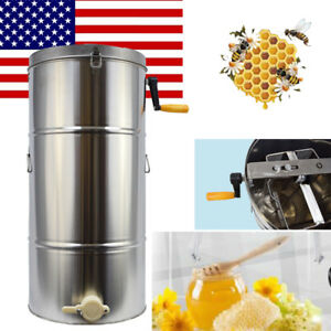 28 5 honey Extractor Beekeeping Equipment Bee Frame Stainless Steel Large Drum