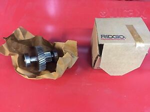 Genuine Ridgid Part No 54547 2nd Gear Assembly