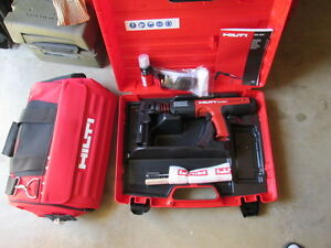 Hilti Dx 351mx Cal 27 Powder Actuated Nail Gun Fully Automatic Kit New 672