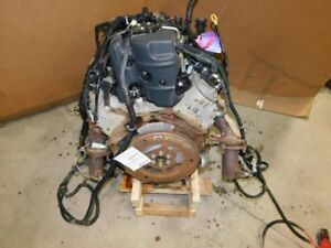 07 08 chevy ly6 6 0 liter complete ls swap dropout engine motor 147k 07 08 che