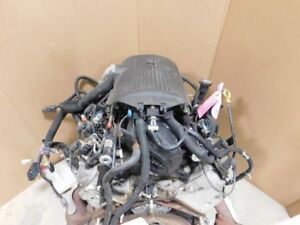 4 8 Liter Engine Motor Lr4 Gm Gmc Chevy 116k Complete Drop Out Ls Swap