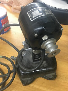 Vintage Bodine Electric Motor Model Nsel 11 0 5000rpm