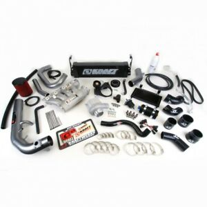 Kraftwerks Supercharger System W O Tuning For 06 11 Honda Civic Si 2 0l