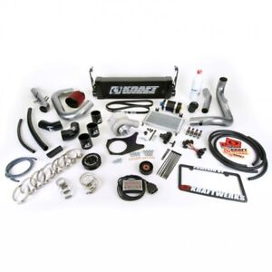 Kraftwerks Supercharger System W Tuning For 06 11 Honda Civic R18