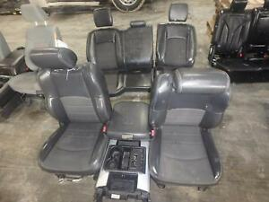 2010 2018 Dodge Ram 1500 2500 3500 Front Seats Rear Seats With Console Leather