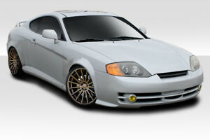 2003 2008 Fits Hyundai Tiburon Msr Body Kit 6 Piece 113729