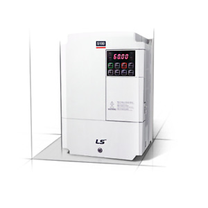 Lsis S100 Vfd 100 Hp 3 Phase Ip20 Rated