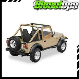 Bestop Upper Door Skin Set Spice For Jeep Wrangler 1988 1995