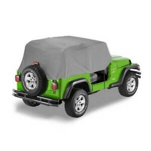 Bestop All Weather Trail Cover Full Door Spice For Jeep Wrangler 1992 1995
