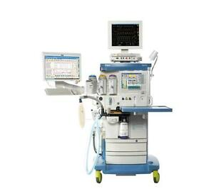 Drager Apollo Anesthesia Machine Biomed Certified Sn Asbb 0227