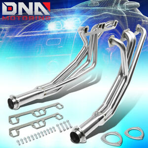 For 1968 1974 Dodge D100 d200 m300 5 2l 5 9l V8 Pair Exhaust Manifold Header