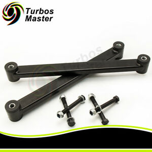Pair For Ford Expedition 97 02 Rear Lower Trailing Control Arm Details W bolts