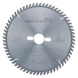 Amana Age Holzher Panel Saw Blade 220mm X 64 Tooth