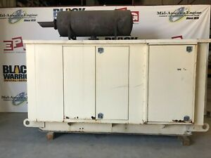 275 Kw Kohler Package With Caterpillar Engine