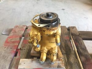 Caterpillar 1g8365 Hydraulic Pump Used Cp563 Vibratory Roller Pump