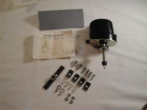 Universal Windshield Wiper Motor Kit 12v Wiper Arm Not Included