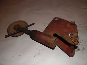 New Holland Model 268 Hay Baler Front Hitch Jack Assembly