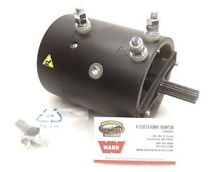 Warn 900548 Winch Motor For Vr8000 Vr10000 Tabor 9k