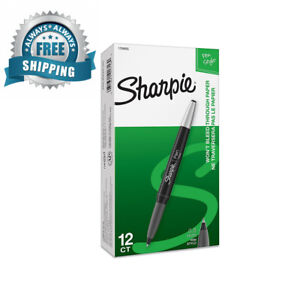 Sharpie 1758055 Grip Pen Fine Tip Acid free And Archival quality Fade