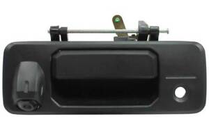 New Rostra Tailgate Handle Backup Camera Plug Play For 2010 13 Toyota Tundra