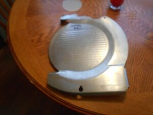 Berkel 919 1 Meat Slicer Blade Cover