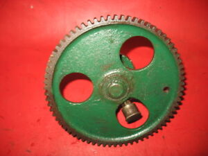 Hit Miss Gas Engine 3hp Fairbanks Morse Z Cam Gear