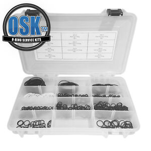 300pc Commercial Grade Osk 246355 O ring Kit For Use With Graco Fusion