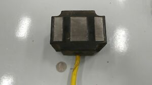 Vibratory Feeder Coil Electromagnet That Will Lift 815 Pounds 24vdc