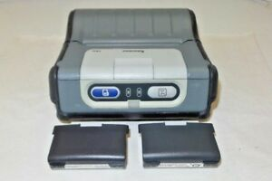 Intermec Pb42 Mobile Thermal Receipt Printer With Bluetooth Radio Pb42b0b110100p