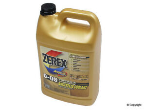 Engine Coolant Antifreeze zerex Wd Express 971 33002 396