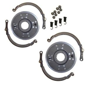Brake Assembly Pair Case Industrial 580 580b 580c 580ck 580d 584 584d 585d 586c