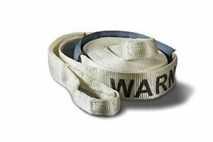 Warn 88924 Premium Recovery Strap 3 X 30 21 600 Lb Rating