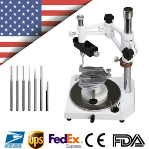 Usa Dental Lab Parallel Surveyor Visualizer Handpiece Spindle Holder Observation