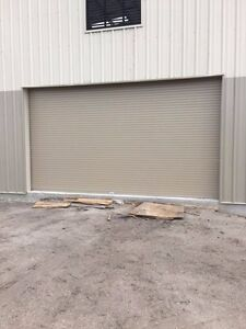 Insulated Roll Up Overhead Garage Door 12 Feet Wide X 12 Feet High Rv 7 6