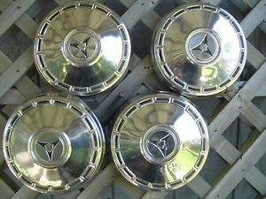 Dodge Pickup Truck Power Wagen Chrysler Plymouth Mopar Hubcaps Wheel Covers