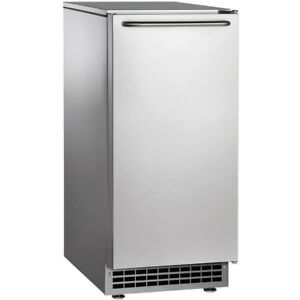 New Scotsman Undercounter Ice Maker Gourmet Cube Air Cooled 65lb Per Day
