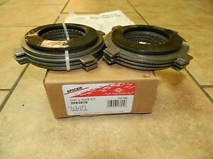 Trac Lok Clutch Kit Dana 70 80 Genuine Spicer Ford Posi Differential Dodge Pack
