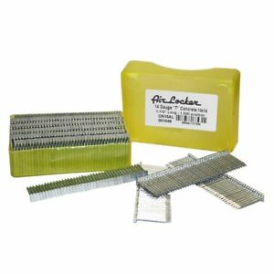 T nails Cn15al 14 Gauge Concrete T nails For Nailers 1 1 2 Smooth 1 000 bx