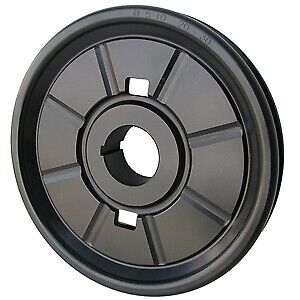 Vw Bug Bus Ghia Buggy Black Billet Pulley Cb Performance Stock Style 1887