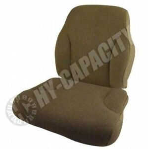 Seat Cushion Set John Deere Tractor 7130 7230 7330 8120 8130 8210 8220 8230 rx