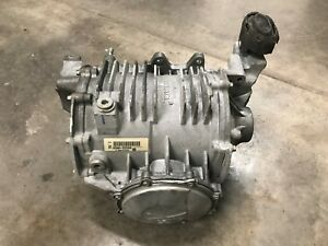 2010 Chevrolet Corvette C6 Rear Differential Carrier 2 56 Gears Automatic 30k