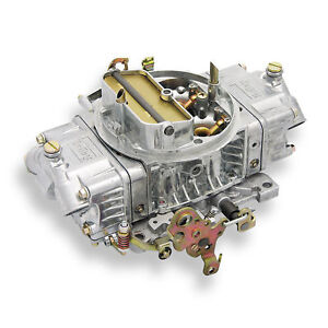 Holley 0 4778s Carburetor 700 Cfm Classic Shiny