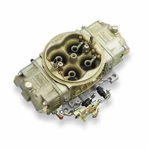Holley 0 80513 1 Carburetor Model 4150 1000 Cfm Carburetor
