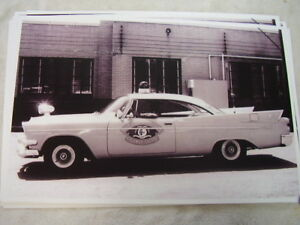 1957 Dodge Missouri State Highway Patrol 11 X 17 Photo Picture