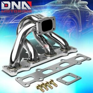 For Miata mx5 Na Bp 1 8l T25 t28 Performance Turbo Charger Manifold Exhaust Kit